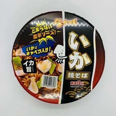 KINCHAN Instant Ika Yakisoba