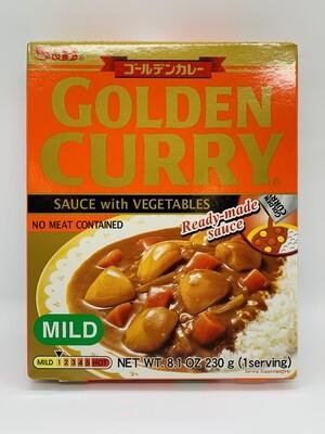 S&B GC Sauce with Vege Mild 230g W