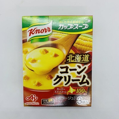KNORR Cup Soup Corn Cream