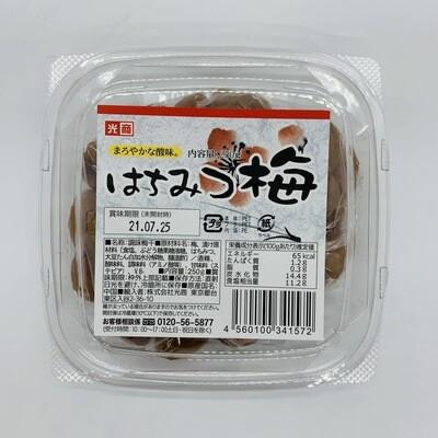 Hachimitsu Ume Pickled Plum 250g