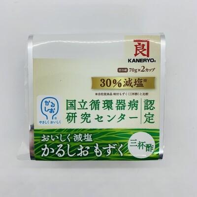 Kaneryo Mozuku 30% Less Salt