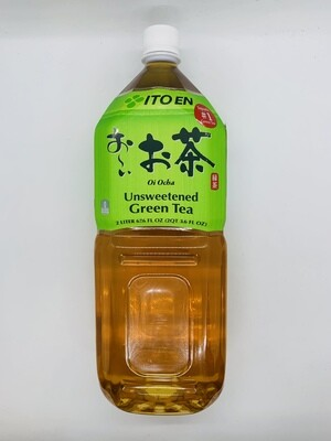 Itoen Oi Ocha Green Tea 2L