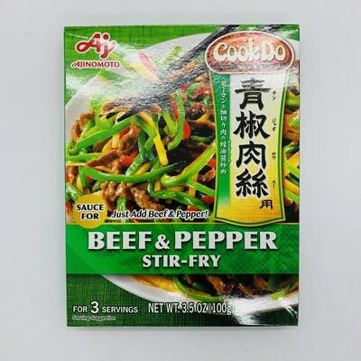 Ajinomoto Cookdo Beef Pepper