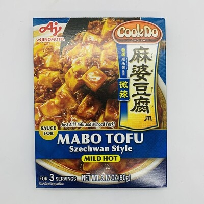 Ajinomoto Cookdo Mabo Tofu Mild