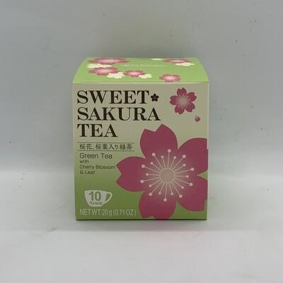 Sweet SAKURA Tea Green Tea