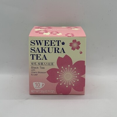 Sweet SAKURA Tea Black Tea