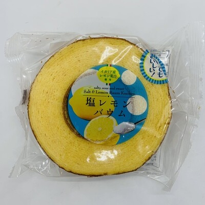 Baum Kuchen Salt & Lemon