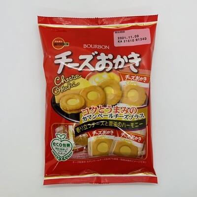 Bourbon Cheese Okaki