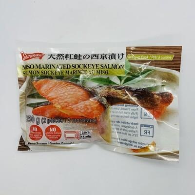 Salmon Saikyo Zuke