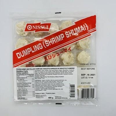 NISSUI Shrimp Shumai 400g