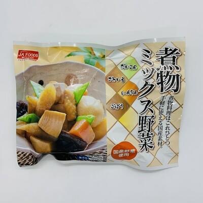 JA FOODS Mix Vege Japan