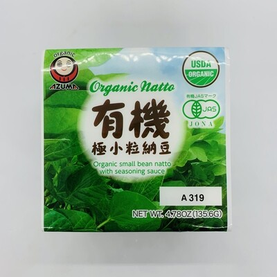NATTO Organic Azuma