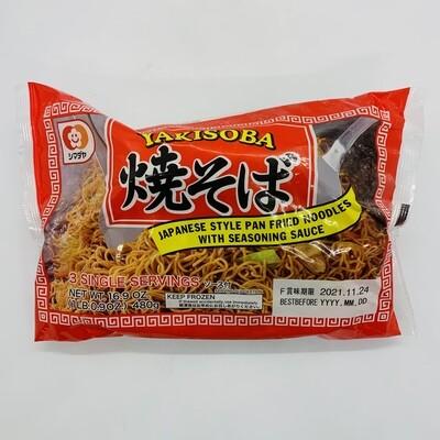 SHIMADAYA Yakisoba Noodle 3PC