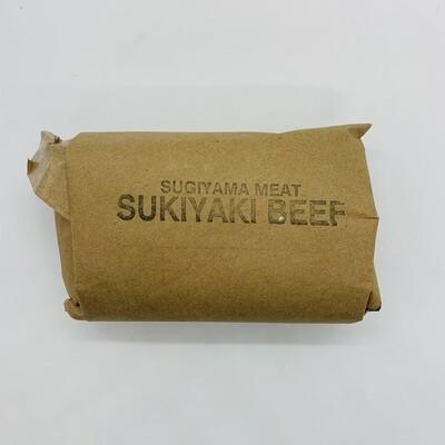 SUGIYAMA Sukiyaki Beef 1Lb