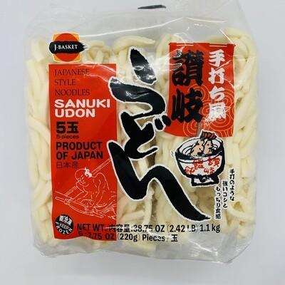 JBASKET Sanuki Udon Red