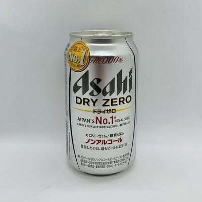 ASAHI Dry Zero Non Alc