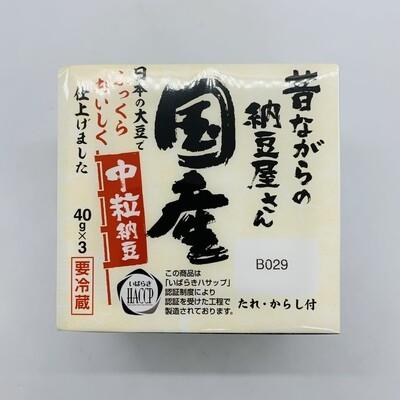 NATTO Mukashinagara Kokusan