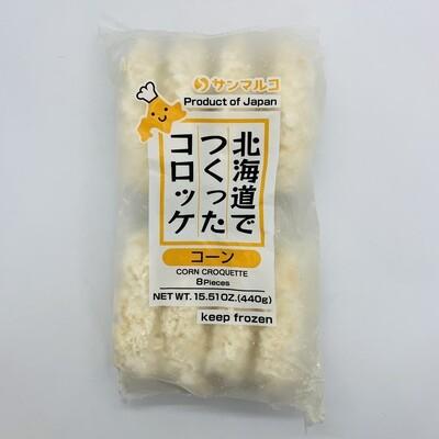 SANMARUKO Corn Croquette 440g