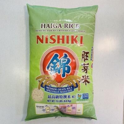 NISHIKI HAIGA 15LB