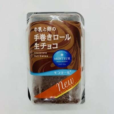 MONTEUR Roll Cake Choco