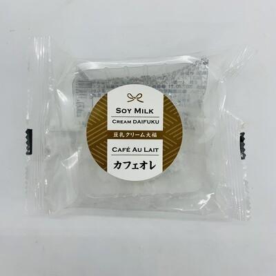 Daifuku Soy Milk Cafe Au Lait