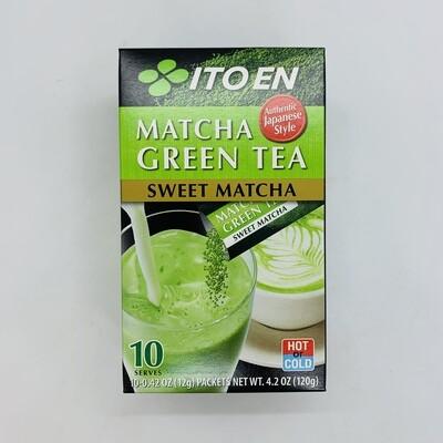 Itoen Matcha Green Tea (Sweet Matcha)