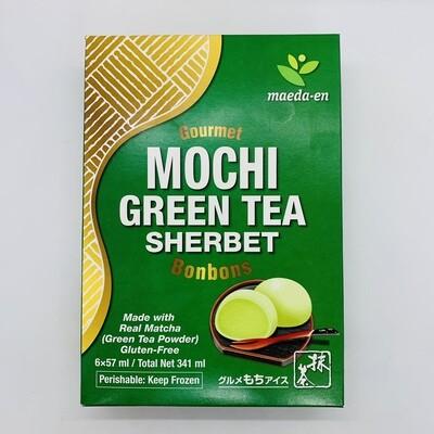 Maedaen Mochi Ice Cream Green Tea