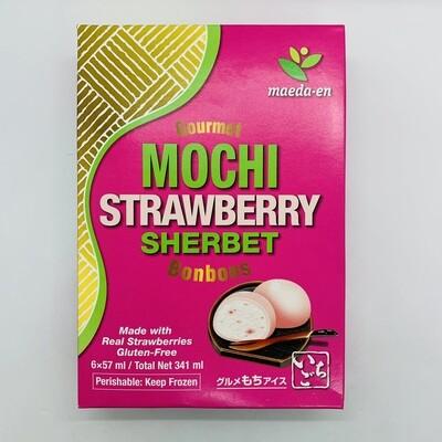 Maedaen Mochi Ice Cream Strawberry