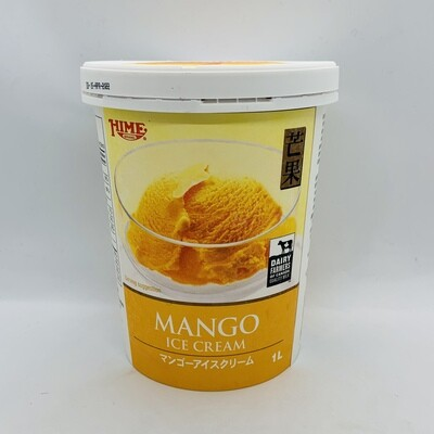 Hime Mango Ice Cream