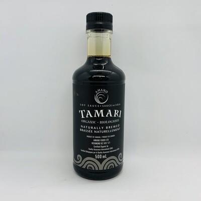 AMANO Tamari Soy Sauce 500ml