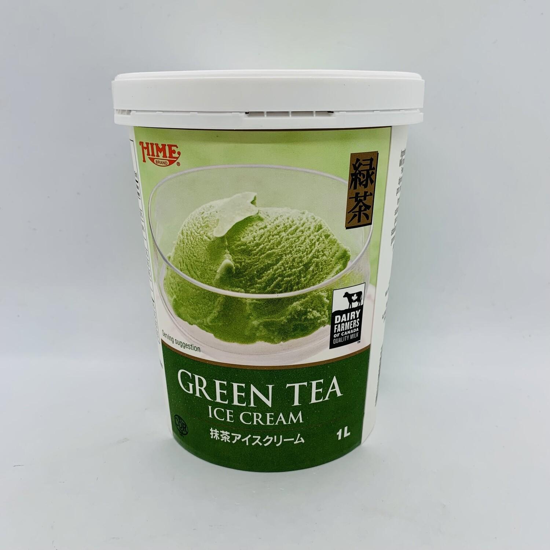 Hime Green Tea Ice Cream