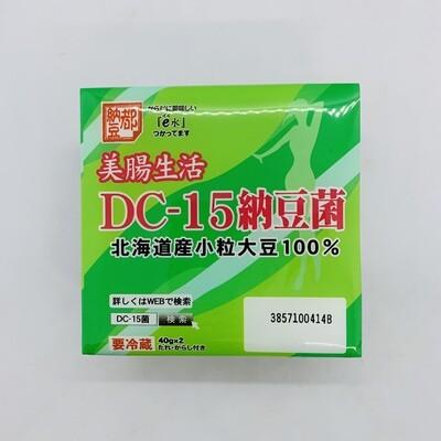 Natto dc-15