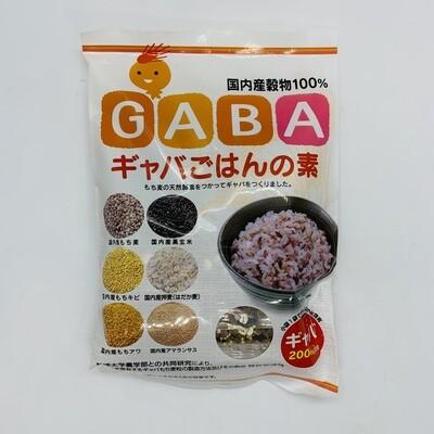 Maeda Gaba Rice Moto