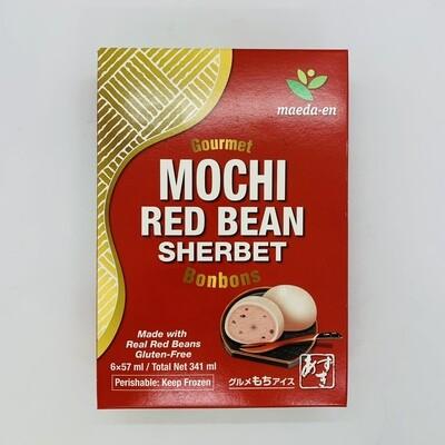 Maedaen Mochi Ice Cream Red Beans