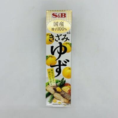 S&B Kizami Yuzu
