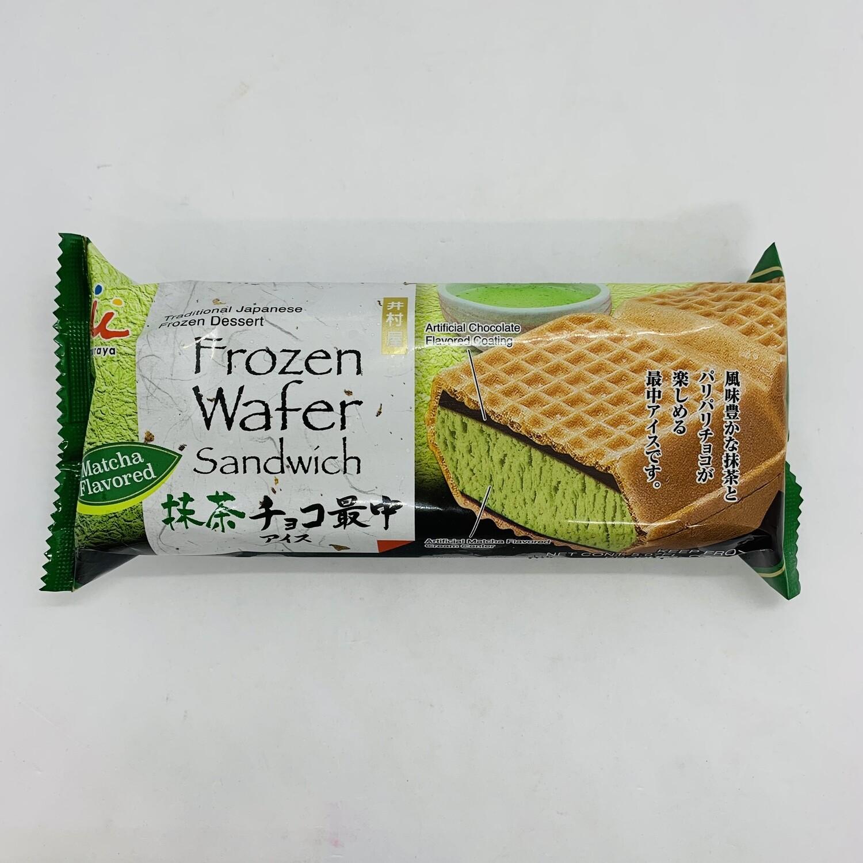 Imuraya Choco Monaka Green Tea