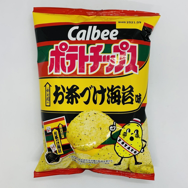 Calbee Potato Ochazuke