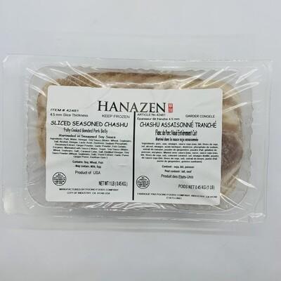 HANAZEN Sliced Seasoned Chashu