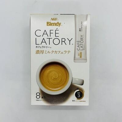 AGF Cafe Latory Milk Latte