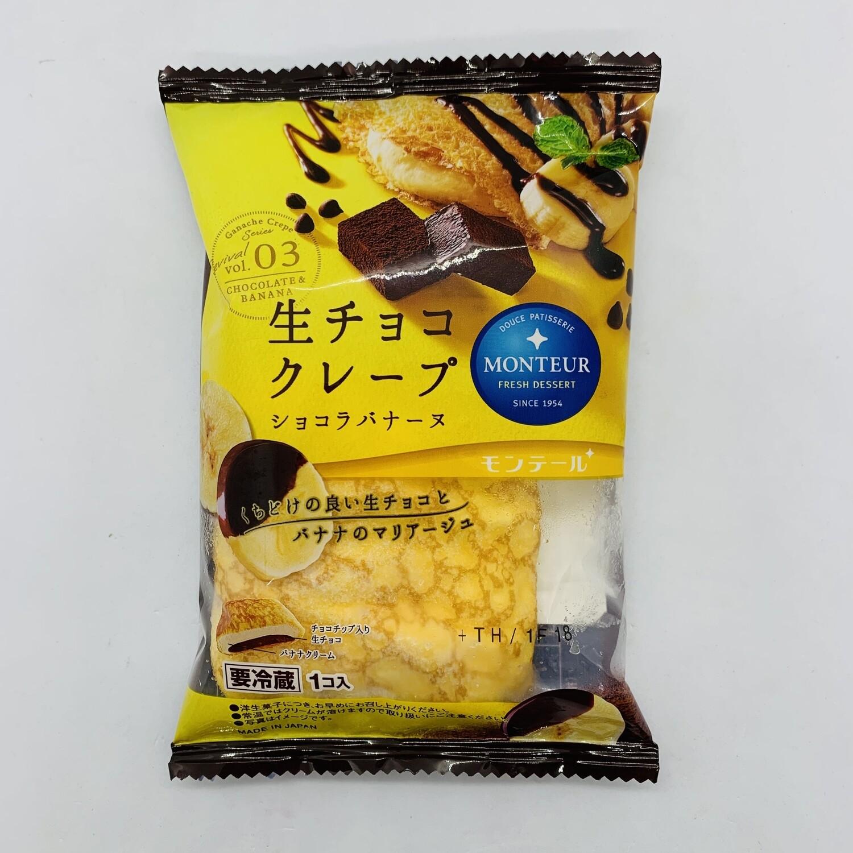 MONTEUR Crepe Choco Banana