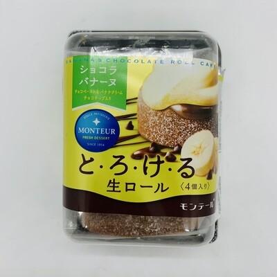 Monteur Chocola Banana Roll