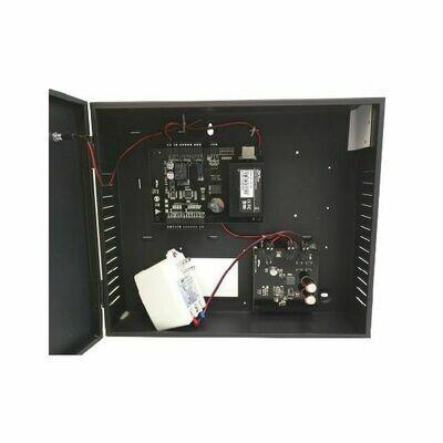ZKTeco C3-Pro Single Door IP-based Advanced Access Control Bundle (US-C3-100-PRO-BUN)