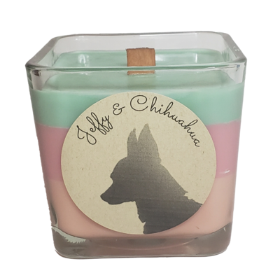 Soy Candle Melon-Mimosa-Pear