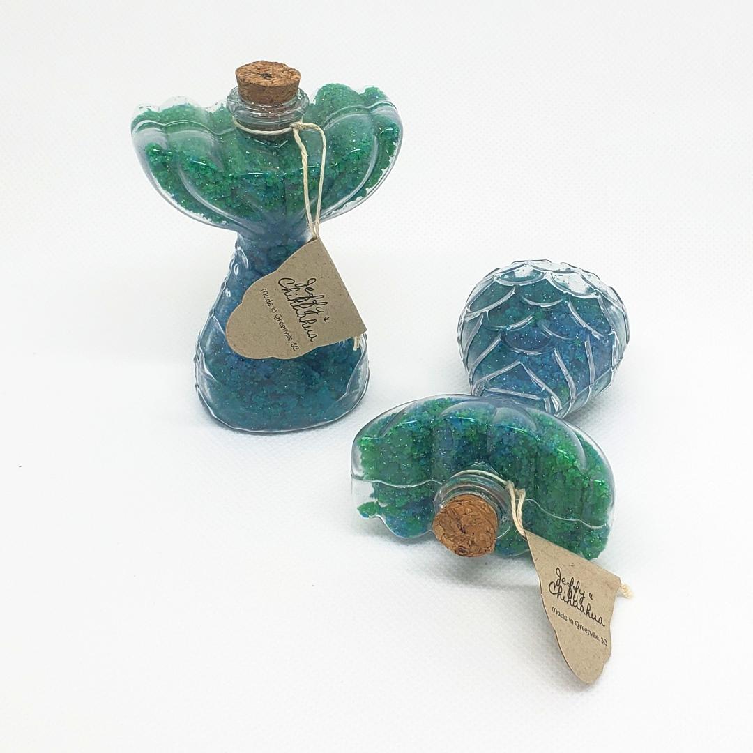 Blue Agave Bath Salts