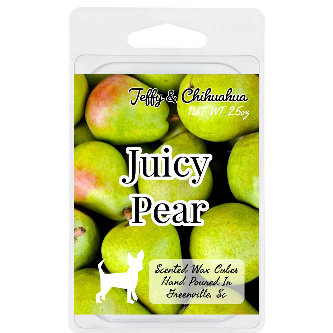 Juicy Pear Wax Melts