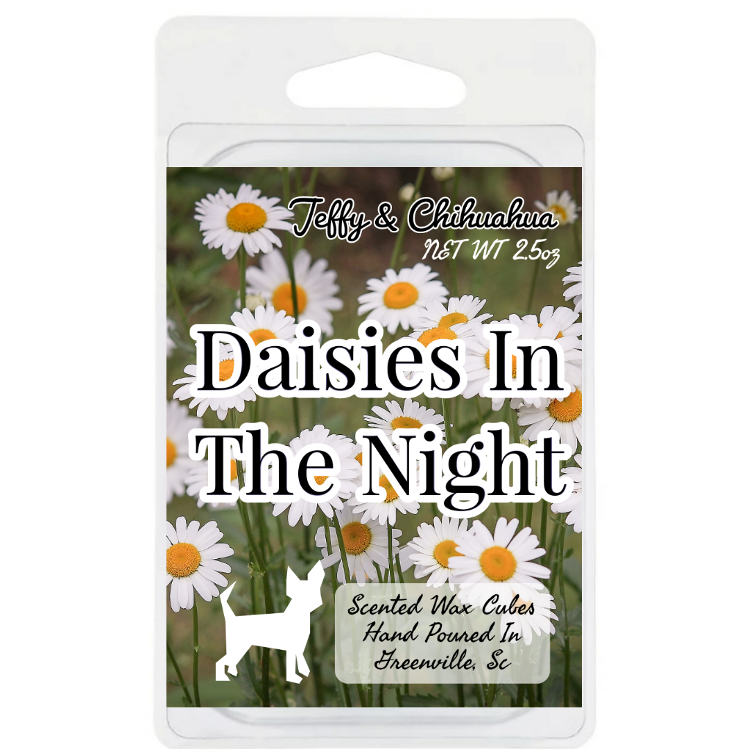 Daisies In The Night Wax Melts