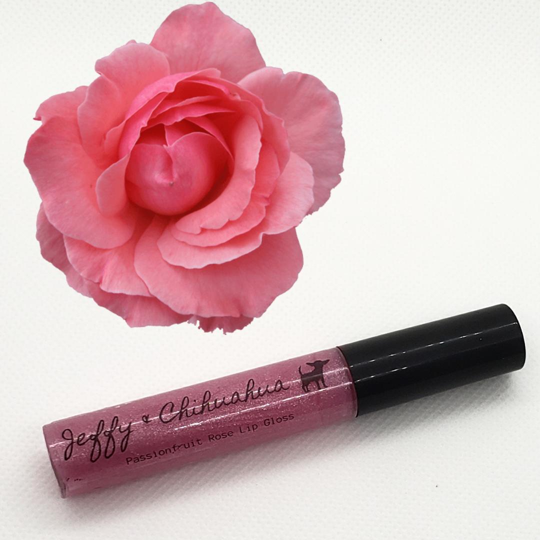Passionfruit Rose Lip Gloss