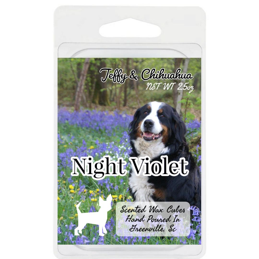Night Violet Wax Melts