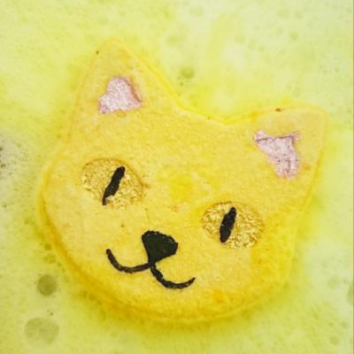 Daisies Cat Bathbomb