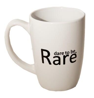 Dare To Be Rare Mug